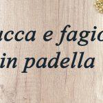 Zucca e fagioli in padella