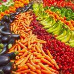 Impariamo a mangiare il giusto quantitativo di frutta e verdura